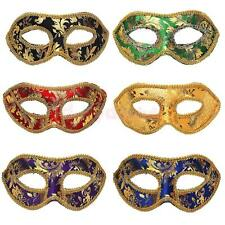 Masquerade Costume Ball Mask Half Face Eye Mask Sexy Party Fancy Dress Props