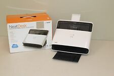 NeatDesk Dual Platform Scanner for PC/Mac - White