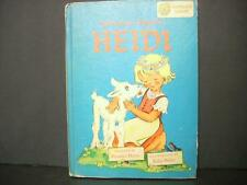 DANDELION LIBRARY~HEIDI~THE STORY OF BABAR~FLIP BOOK  HB (T2)