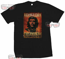 Mens CHE GUEVARA POSTER T-Shirt Size S-XXL 12 Colours