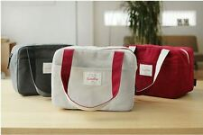 Women Handbag Clutch Lunch Tote Lunch Tote Bag Keep Cool Warm Camping Picnic