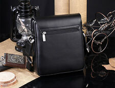 Mens Kangaroo Fashion Leather Crossbody Shoulder Bag Messenger Bag Briefcase New