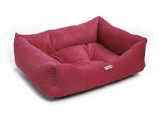 Dog Beds Sofa & box beds available in 2 Colours 2 sizes, collars leads