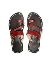 LEATHER FLATS leather shoes casual sandals handmade shoes leather slippers pairs