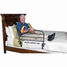 "Stander 30"" Home Safety Bed Rail with Included Safety Strap"