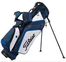 Titleist 2015 Ultra Lightweight Stand Golf Cart Bag Navy White Royal Dividers