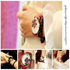Hot Women Watches Female leath Quartz Watch Ladies Luxury Quartz Wrist Watch