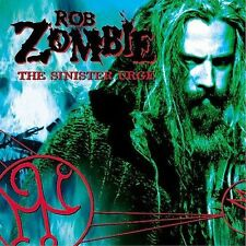 The Sinister Urge [Clean] [Edited] by Rob Zombie (CD, Nov-2001, Universal)    3a