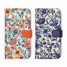 """Zenus Rachel Diary Fabric PU Leather Cover Case for iPhone 7 Plus 5.5"""""""