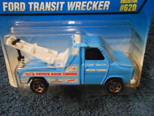 HOT WHEELS 1997 MAIN LINE CARS #620, FORD TRANSIT WRECKER.