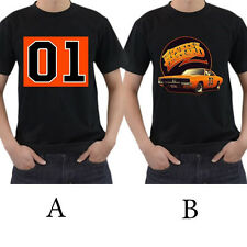 THE DUKES OF HAZZARD General Lee 01 T-shirt Size S M L XL 2XL 3XL New