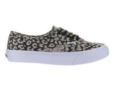 Womens Authentic Slim (Washed) Leopard Black VN-0XG6DVF