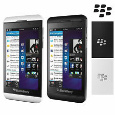 "BlackBerry Z10 Unlocked GSM 4G 16GB 4.2"" 8MP Smartphone WiFi Black White Touch"