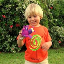 Kids Magnet T-shirt with Magnetic Fly Toy  Boys Girls Size 3, 4, 5 years old NEW