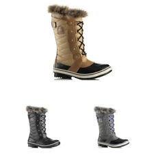 Ladies Sorel Tofino II Winter Rain Snow Fur Lined Lace Up Winter Boots All Sizes