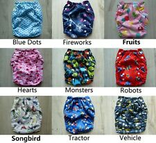 Sunbaby Reusable Washable Pocket Cloth Diaper Nappy Insert (Trainers)