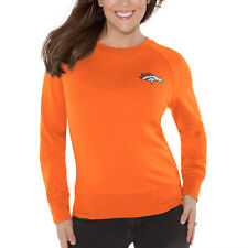 Touch by Alyssa Milano Denver Broncos Women's Orange Star Player Sweatshirt