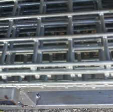 Galvanised welded wire mesh panels 1.2X2.4mt