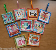 Lavender Bags/Sachets/Pillows Sew Retro Sewing Designs Fragrant Lovely Gift Idea