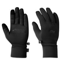 Outdoor Research Men'S Pl 100 Black Sensor Gloves (70603-001)