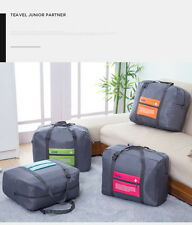 32L Travel Big Size Foldable Luggage Bag Clothes Storage Carry-On Duffle Bag