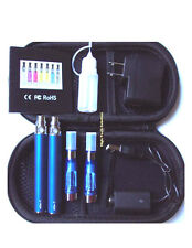 eGo-T Dual Starter Kit Case Vape CE4 clearomizer 1100mAh Battery-TOP QUALITY