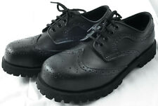 NEW 4-Hole Ranger Shoes Budapester Knightsbridge Gothic Rangers black 37-47