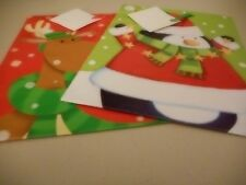 Choice of Several Different Gift Bag Sets, Good for the Holidays or Any Occasion