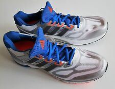 ADIDAS Supernova Sequence BLUE WHITE Mens RUNNING Trainers Shoes UK14 17 18 £95