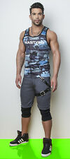 Nasty Pig Surveillance Tank Top Men's Scruff Look Shirt