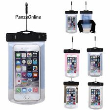 Hot Under Water Proof Dry Pouch Bag Case Cover Protector Holder For Cell Phone