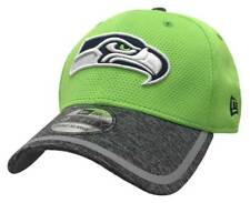 New Era Seattle Seahawks Baseball Cap NFL On Field Training 39THIRTY 11282647