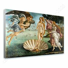 CANVAS +GIFT The Birth Of Venus Sandro Botticelli Paints Painting Prints