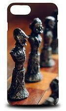 ELEGANT CHESS PIECE BOARD GAME #4 HARD CASE COVER FOR APPLE iPHONE 7 PLUS
