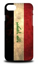 IRAQ COUNTRY FLAG  HARD CASE COVER FOR APPLE iPHONE 7
