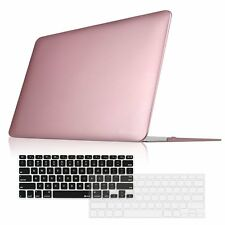 Snap On Hard Case + [2-Pack] Keyboard Cover for Apple MacBook air 13.3""