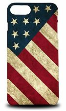 UNITED STATES OF AMERICA USA FLAG HARD CASE COVER FOR APPLE iPHONE 7 PLUS
