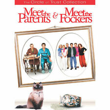 Meet the Parents/Meet the Fockers Circle of Trust Collection (DVD) Brand New