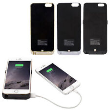 10000mAh External Backup Battery Charger Power Bank Case For iPhone (6&6s) Plus