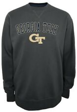 "Georgia Tech Yellowjackets NCAA Champion ""Safety"" Men's Pullover Crew Sweatshirt"