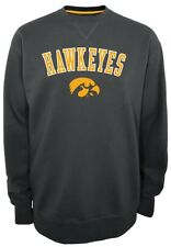 "Iowa Hawkeyes NCAA Champion ""Safety"" Men's Pullover Crew Sweatshirt"