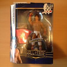 Brand New WWE TITO SANTANA Elite Hall of Fame CLASS OF 2004 Wrestling figure