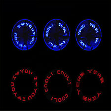 2pc Cool LED Bicycle Motorcycle Bike Tire Tyre Spoke Wheel Valve Light Lamp
