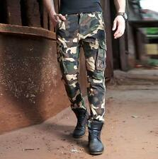 Newly Desert camo military Mens special forces autumn Overall Trouser Pants plus