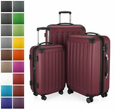 "HAUPTSTADTKOFFER Spree 20""24""28"" Luggage Set Suitcase Travel Bag TSA Spinner ABS"