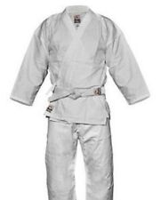 Martial Arts Karate Gi Uniform Light Weight Polyester-Cotton Various Sizes