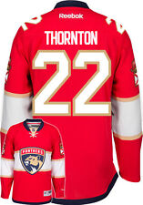 Shawn Thornton New Florida Panthers Reebok Premier Home Jersey NHL Replica