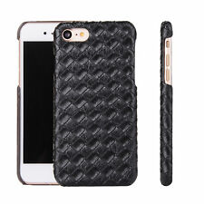 Luxur Slim PU leather Case Hard Back Case Cover Skin For Apple iPhone 7 & 7 Plus