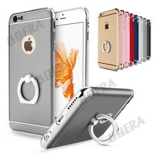 Deluxe Slim Rugged Shockproof Heavy Duty Back Case Skin For Apple iPhone Series