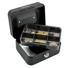 Sandleford CASH BOX Lockable With Handle AUS Brand- 150mm, 200mm, 250mm Or 300mm